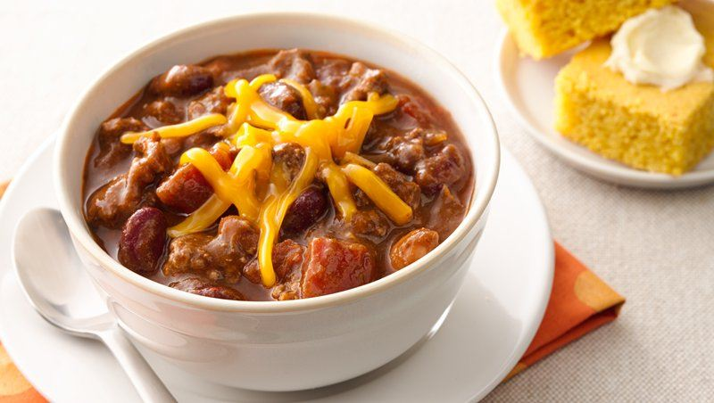 Meat and Veggie Chili