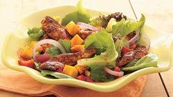 Tropical Blackened Chicken Salad