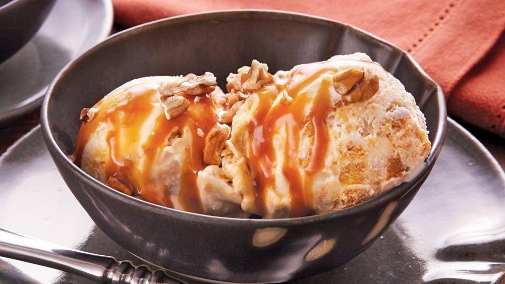 Pumpkin Pie Ice Cream Fantasy