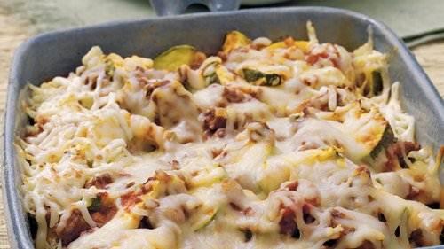 Polenta And Sausage Pie Recipes — Dishmaps