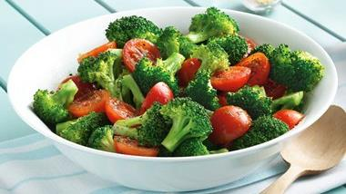 Broccoli and Tomatoes