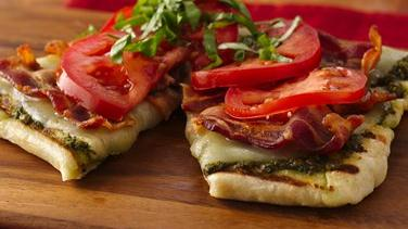 One-in-a-Million Grilled Summer Sandwich