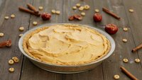 Gluten-Free No-Bake Pumpkin Cream Pie