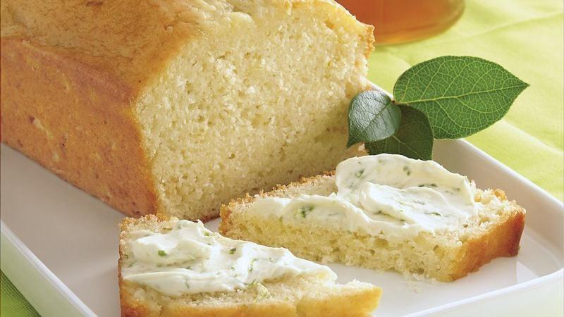 Buttermilk-Lime Tea Bread