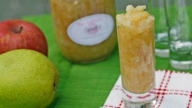 Pear Applesauce