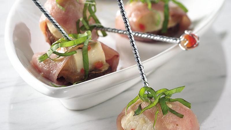 Chicken-Ham Bites