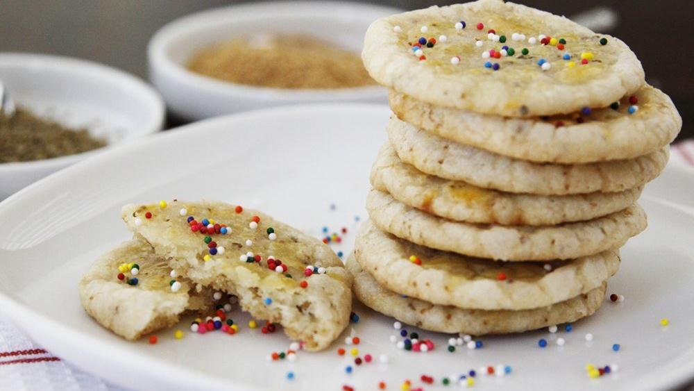 Befanini – Italian Sugar Cookies