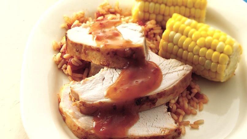 Slow-Cooker Santa Fe Turkey Breast