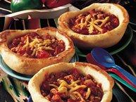 Parmesan Bread Bowls