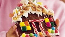 1-2-3 Gingerbread Houses