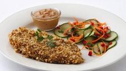 20-Minute Thai Peanut Chicken
