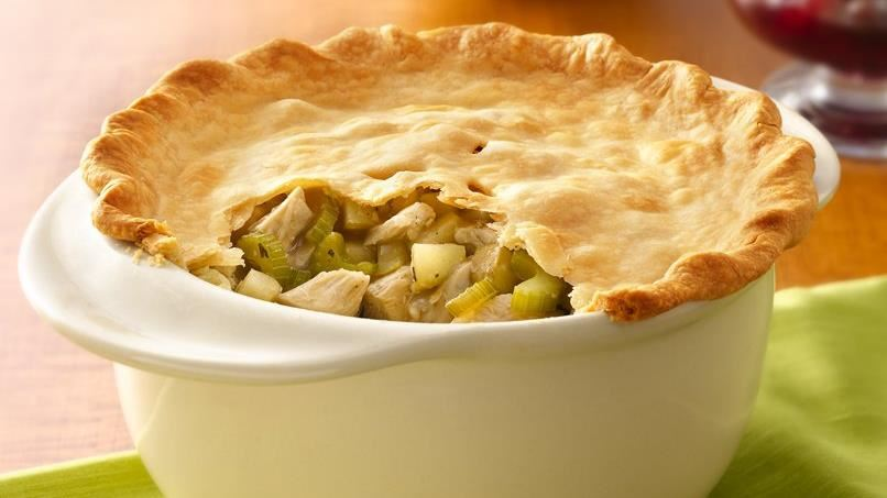 Harvest Turkey Pot Pie