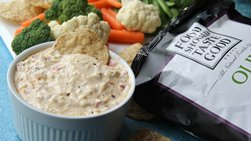 Slow-Cooker White Pizza Dip
