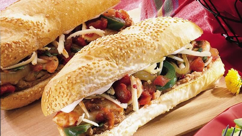 Mexican Subs
