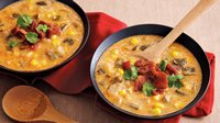 Spicy Mexican Corn Chowder