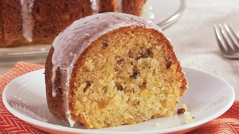Rosemary Fig Cake