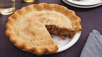 Beef and Mushroom Stroganoff Pie