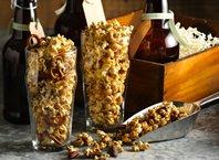 Brown Ale Caramel Corn