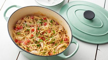 One-Pot Chicken Spaghetti