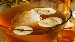 Sparkling Ginger Hard Apple Cider