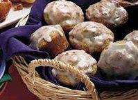 Lemon Yogurt-Poppy Seed Muffins