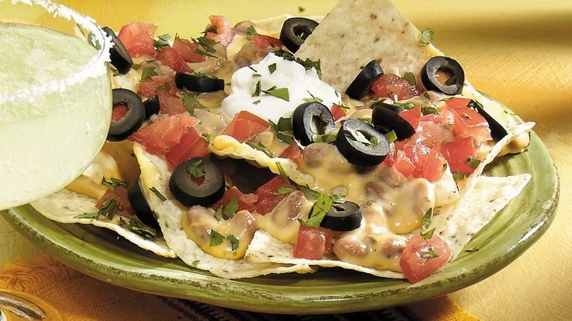 Quick Dinner Nachos