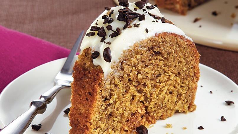 Maple Espresso Cake