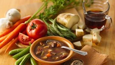 Roasted-Vegetable Stock