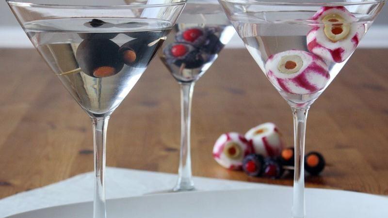 Eyeball Martini