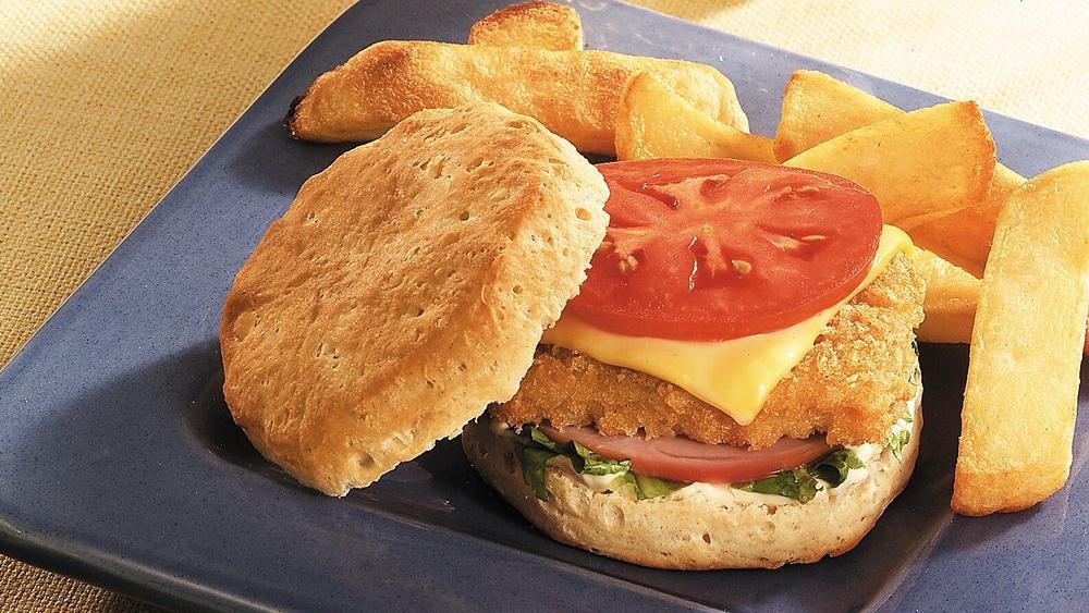 Fish Hero Sandwiches