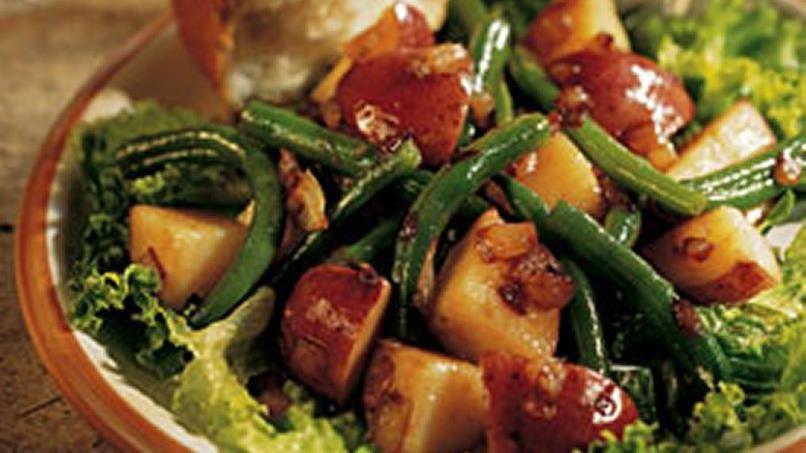 Caramelized-Vegetable Salad