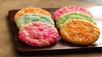 Gluten-Free Cake Mix Sugar Cookies
