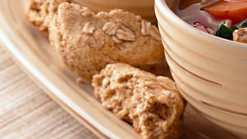 Hearty Multigrain Biscuits