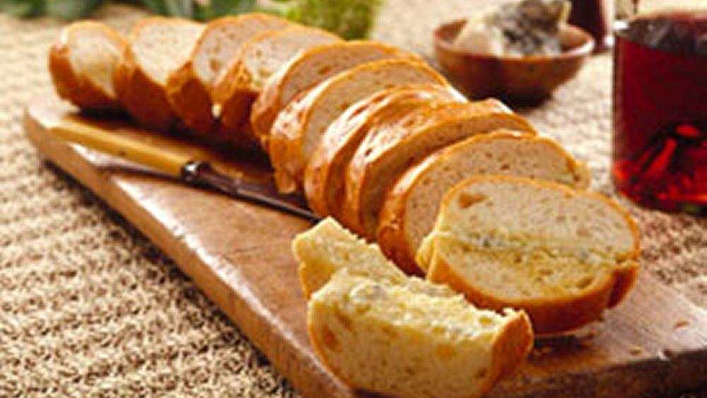 Hot Cheese Bread