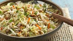Crunchy Chicken Salad