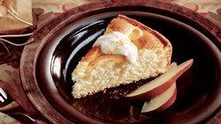Pear Brunch Cake