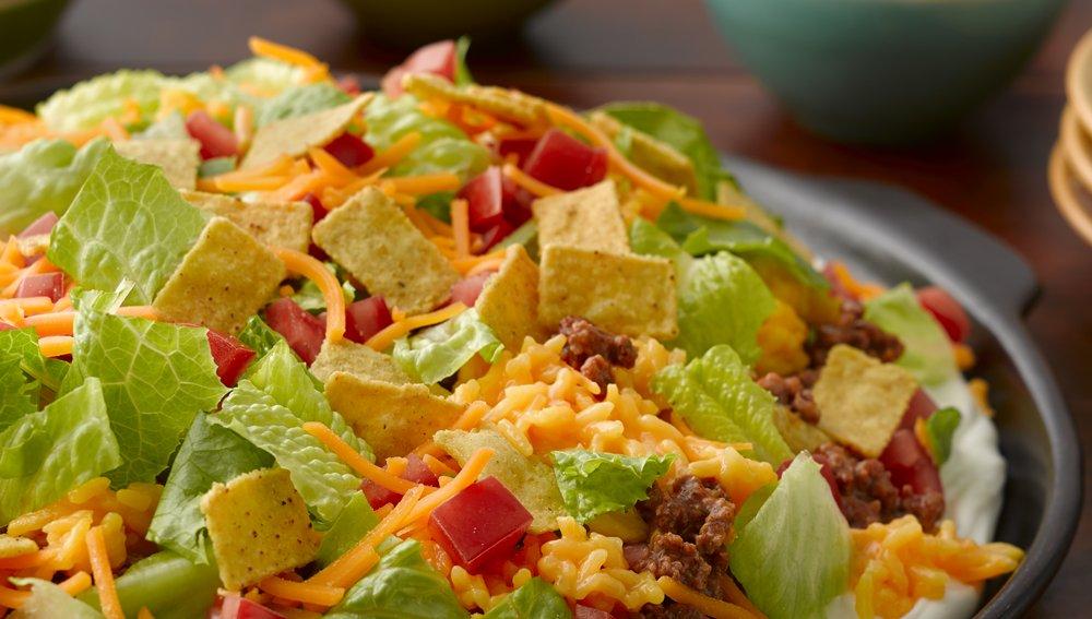 Jamie's Taco Salad