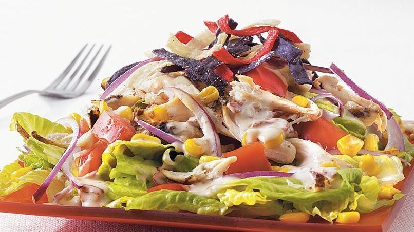 Smoky Chicken Salad
