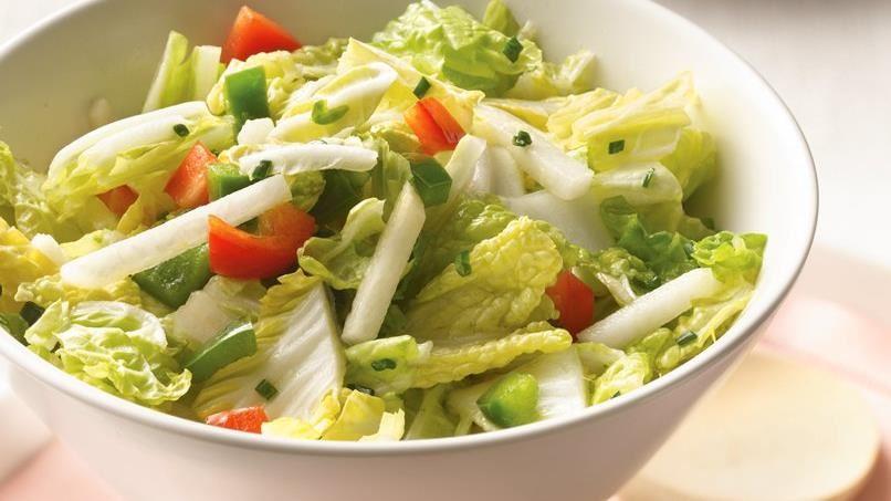 Napa Cabbage Slaw