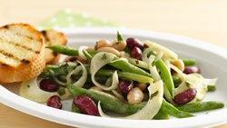 Fennel & Three Bean Salad