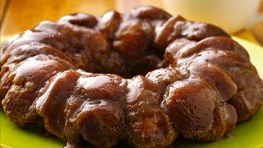 Cream Cheese Stuffed Monkey Bread
