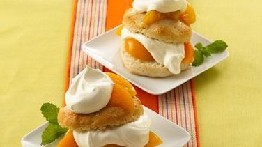 Grands!® Easy Peach Shortcakes