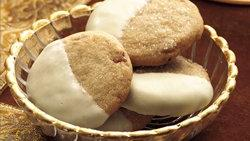 Ginger-Brown Sugar Cookies