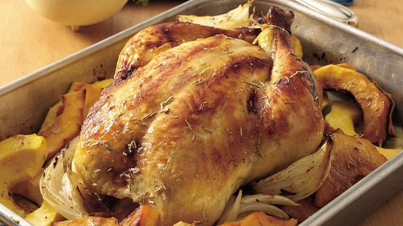 Rosemary Roast Chicken