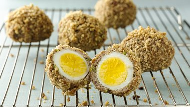 Paleo Gluten-Free Scotch Eggs