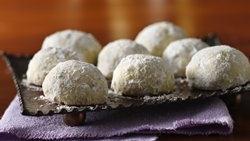 Gluten-Free Russian Tea Cakes