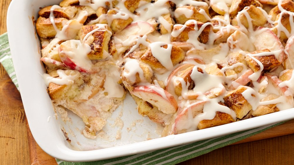 Apple Cinnamon Bubble Up Bake Recipe From Pillsbury Com