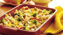 Easy Vegetable Stuffing