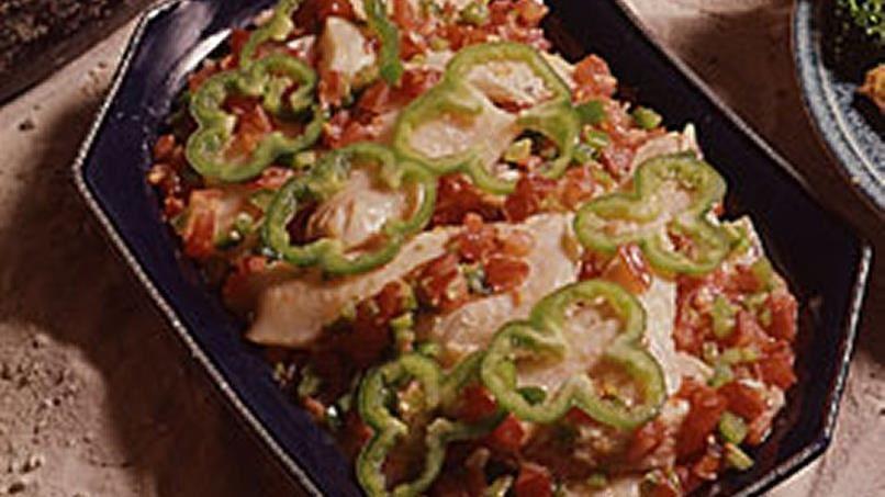 Creole Flounder