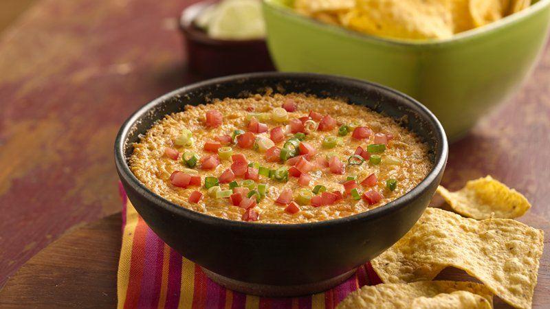Mexican Pimiento Cheese Dip
